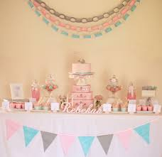 baptism decoration ideas pink decoration idea for christening baby girl party