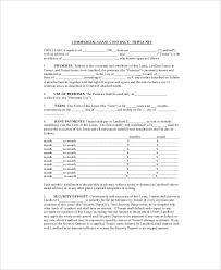 doc 12751650 land lease agreement template free u2013 doc12751650