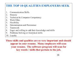 Job Resume Communication Skills 911 by Top Resume Skills 30 Best Examples Of What Skills To Put On A