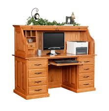 roll top computer desk plans best home furniture decoration