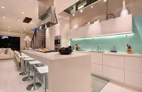 glass backsplashes for kitchen cool ways to update a kitchen with a glass backsplash