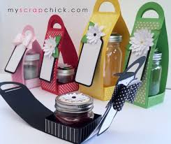 gift wraps tutorial for jam jar and candle gift wraps myscrapchick