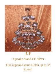 Stand Up Chandelier Stand Rentals U2014 Cakes By Creme De La Creme