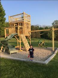 Building A Backyard Playground by Best 25 Swing Set Plans Ideas On Pinterest Baby Swing Set