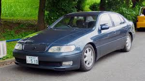 lexus car auctions usa 1992 toyota aristo twin turbo v300 usa import japan auction