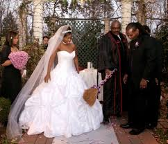 jumping the broom wedding jumping the broom it s more than just a wedding scoop daily