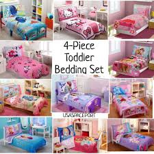 Minnie Mouse Bedspread Set Disney Baby Toddler S Minnie Mouse Bedding Set Pc Girls