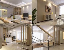 futuristic interior renderings inspiration 1171x923