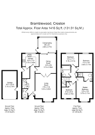 Sq 51 by 4 Bed Detached House For Sale In Bramblewood Croston Leyland