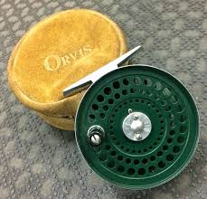 orvis cfo sold orvis cfo iii disc fly reel spruce green made in