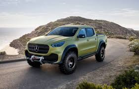 mercedes pickup 2017 mercedes benz x class ute in australia for promo dealers briefed