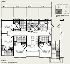 multi family homes plans multifamily floor plans teamwork cover letter decision flow chart