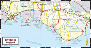 Homestead Fl Map Panacea Florida Map My Blog