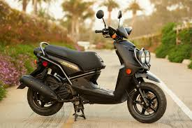 cute complements performance with yamaha zuma