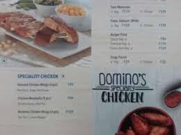 domino cuisine domino s pizza ghatkopar east mumbai burrp
