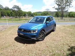 volkswagen tiguan 2016 blue volkswagen tiguan 110tsi comfortline reviews overview goauto