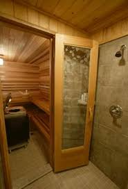 a sauna is one thing that i am saving up for no seriously i