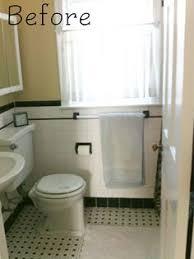 Retro Bathroom Flooring Bathroom Tall 1 F Jpg Bath Pinterest Bungalow Bathroom