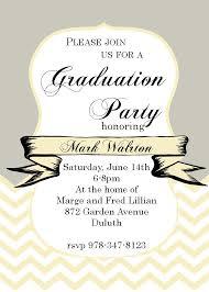 free graduation invitation maker shower invitations online thank