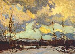 landscape painting artists the of seven canadian painters the history archive