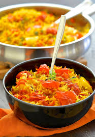 rice cuisine one pot spicy vegetable rice a vegan