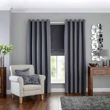 Slate Grey Curtains Blackout Curtains Blackout Curtain Lining Dunelm