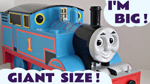 Giant Thomas Tank Engine Kids Toy Train Takara Tomy