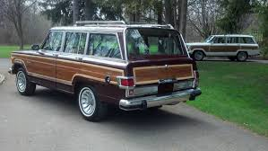 1971 jeep wagoneer bangshift com this 1983 jeep wagoneer is cleaner than the