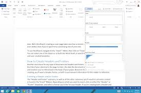 how to write in cool fonts on paper how to add page numbers and a table of contents to word documents add different types of headers