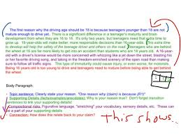 Format For A Persuasive Essay Persuasive Essay Body Paragraphs English Writing Showme