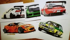 sports cars drawings some of my drawings more on my fb page