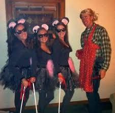 Mice Halloween Costumes Blind Mice Easy Hilarious Costume Halloween