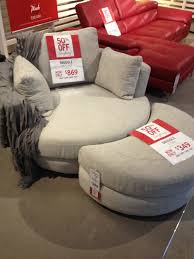 Round Swivel Chair Yes Please Snuggle Swivel Chair From Plush Home Pinterest