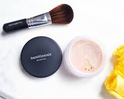 5 minute get glowing makeup with bareminerals through mona u0027s eyes