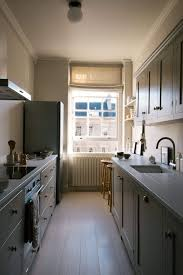 what to do with a small galley kitchen 11 small galley kitchen ideas to use space creatively