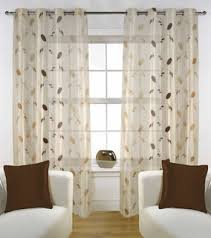 Sheer Embroidered Curtains Sheer Embroidery Curtain Door Curtains Sai Priyadarshini