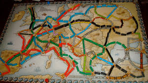 Europe Map Game by Game Theory Some Thoughts On Ticket To Ride Europe