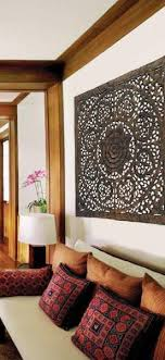 Best Asian Home Decor Selections Elegant Wood Carved Wall Panels