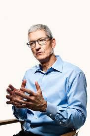 apple u0027s tim cook on environment education and health care