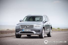 new volvo all new volvo xc90 excels rms motoring