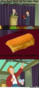 Twinkie Meme - the last twinkie by david43 meme center