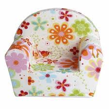 fauteuil enfant motifs fleurs amazon fr cuisine maison