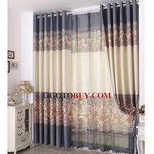 Buy Discount Curtains Great Gray And Beige Curtains And Discount Curtains Online
