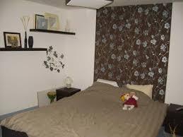 chambre avec papier peint papier peint pour une chambre avec papier peint chambre adulte
