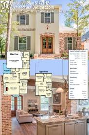 architecture home plans plan 51764hz exclusive 4 bed country home plan with