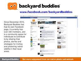 Backyard Buddies Backyard Buddies What Does It Do