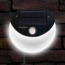 Solar Motion Lights Outdoor - solar motion light outdoor wireless security wall light my dream
