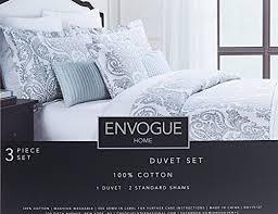 Dusty Blue Duvet Cover Envogue Bedding Sets