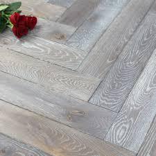 Grey Laminate Flooring Uk 100mm Brushed U0026 Oiled Engineered Coal Grey Oak Parquet B