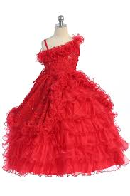 girls special occasion formal dresses size 2 18